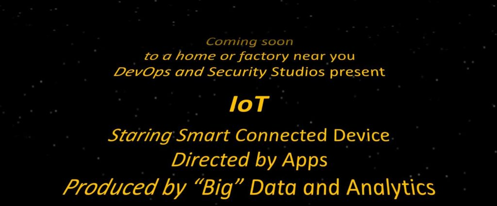IoT Star of the Show and Beyond