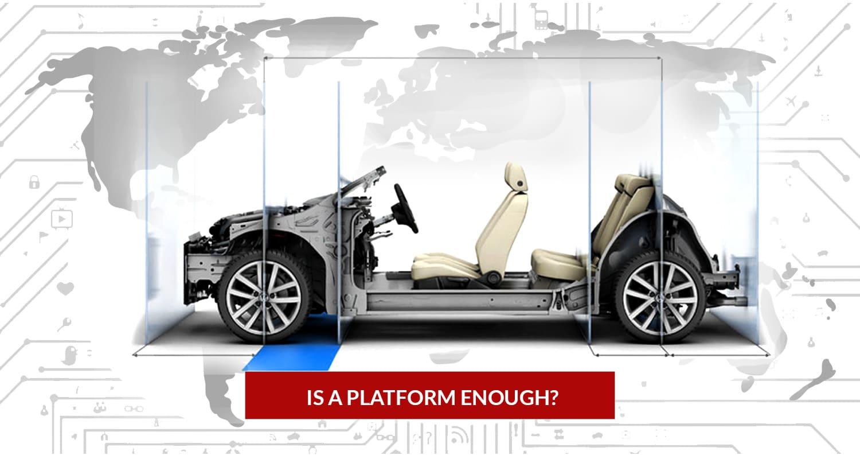 Automobile iot platform