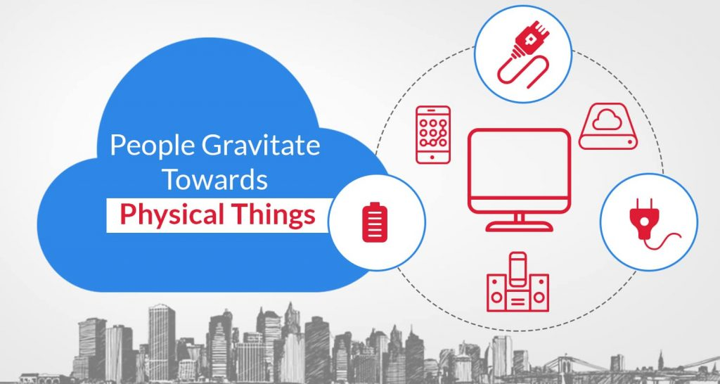Physical Things and IoT Platforms