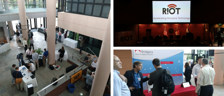 RIoT IoT Applications Healthcare