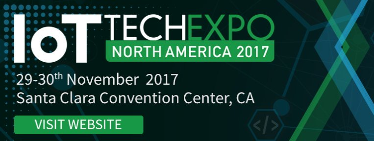 iot tech expo banner image