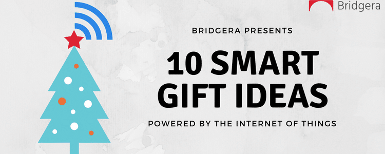 bridgera christmas gift list iot