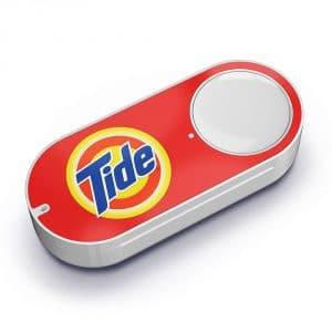 Amazon Dash Button Tide