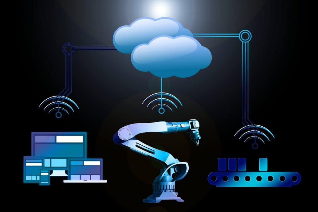 iot cloud business