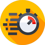 real time iot dashboard icon