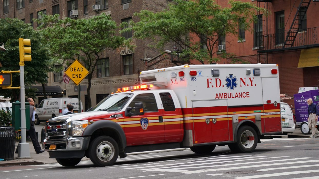 Emergency responders use IoT systems