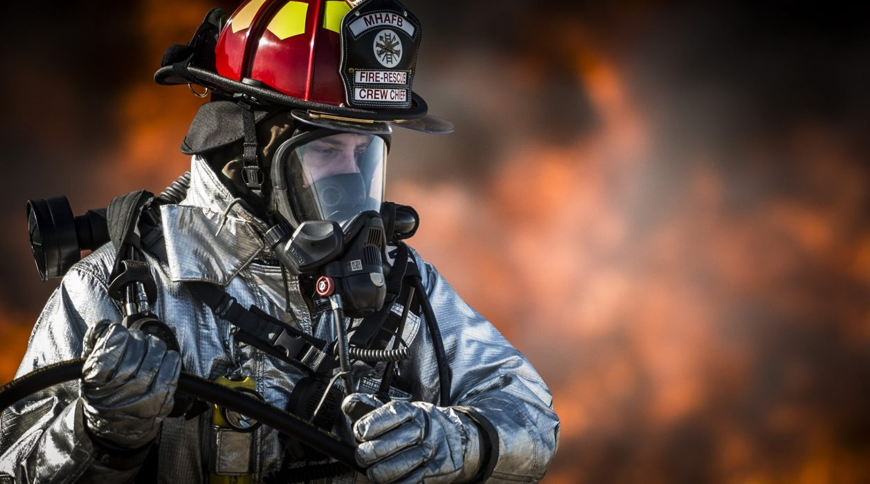 IoT solutions firefighters