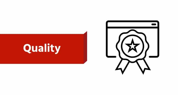 Make versus Buy Quality Comparison