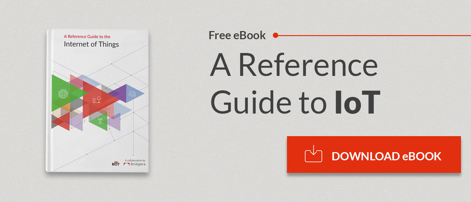 Guide to IoT eBook