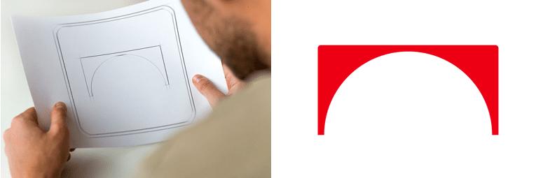 Bridgera Logo Sketch