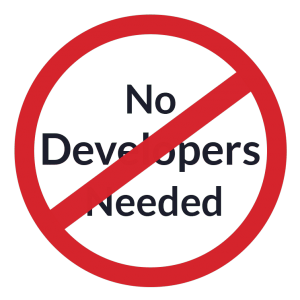 No Developers Needed IoT Software