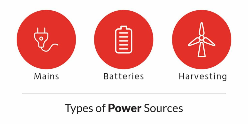 Bridgera IoT power sources blog