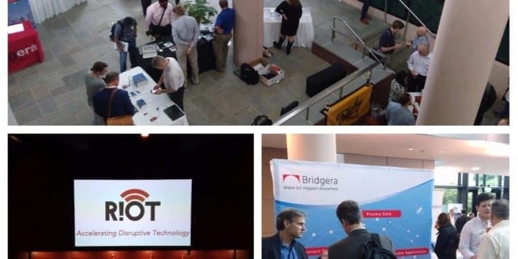 "Bridgera Participates in RIoT's ""IoT Applications for Healthcare"" Workshop"