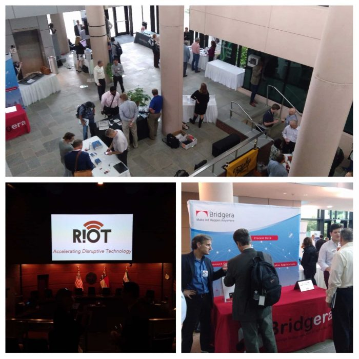 "Bridgera Participates in RIoT's ""IoT Applications for Healthcare"" Workshop"