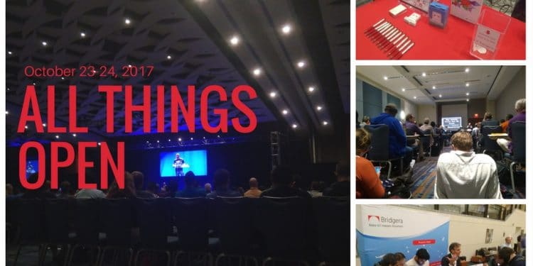 Bridgera Participates in All Things Open 2017 in Raleigh, NC