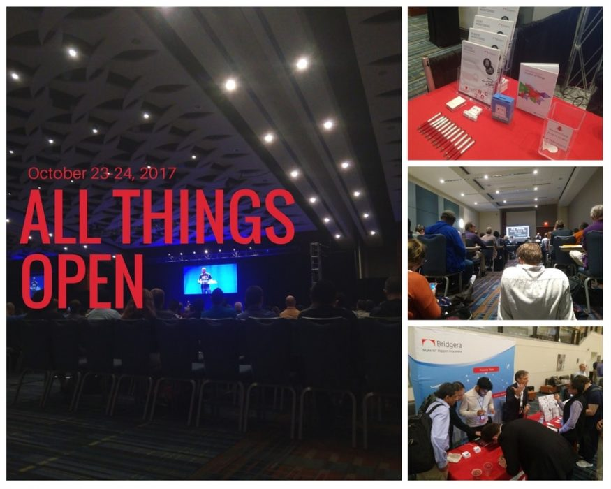 all things open collage bridgera
