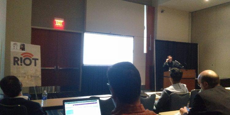 Bridgera's Joydeep Misra Presents IoT Software Strategies at All Things Open 2017