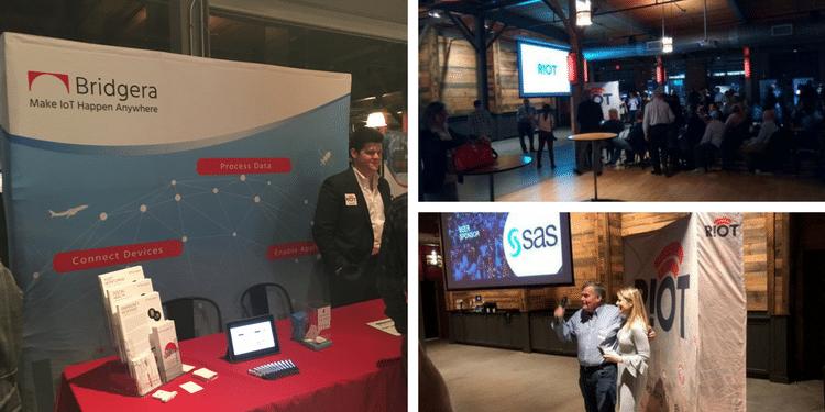 Bridgera Attends RIoT's 2018 IoT Kick-Off Event