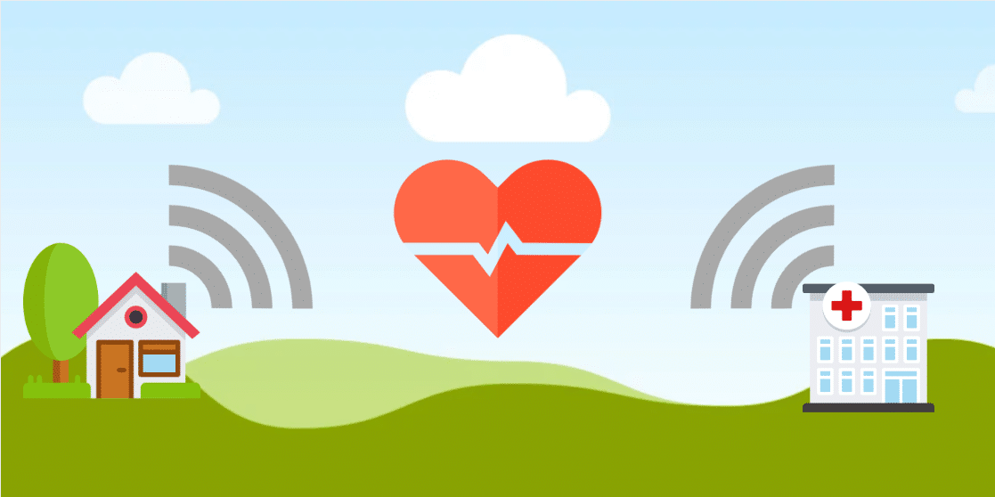 How IoT is Enhancing Medical Equipment for Remote Care Monitoring