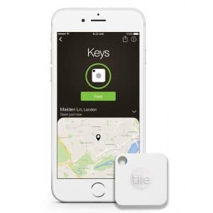 tile tracker bluetooth device