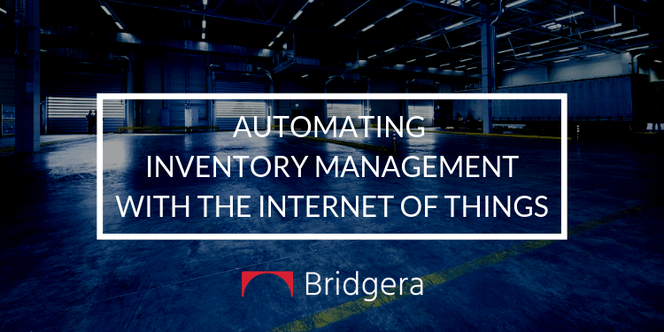 Automating Inventory Management with the Internet of Things
