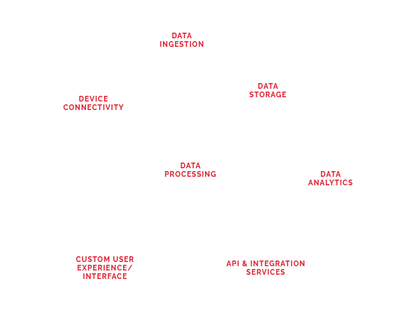 Custom IoT software-as-a-service (SaaS) Solution