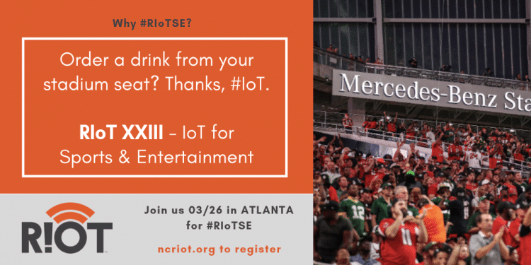 Bridgera Attends RIoT Event in Atlanta