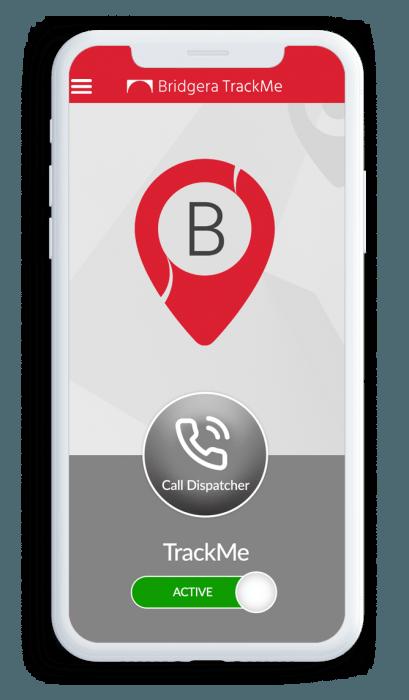 Bridgera TrackMe - Driver Tracking System