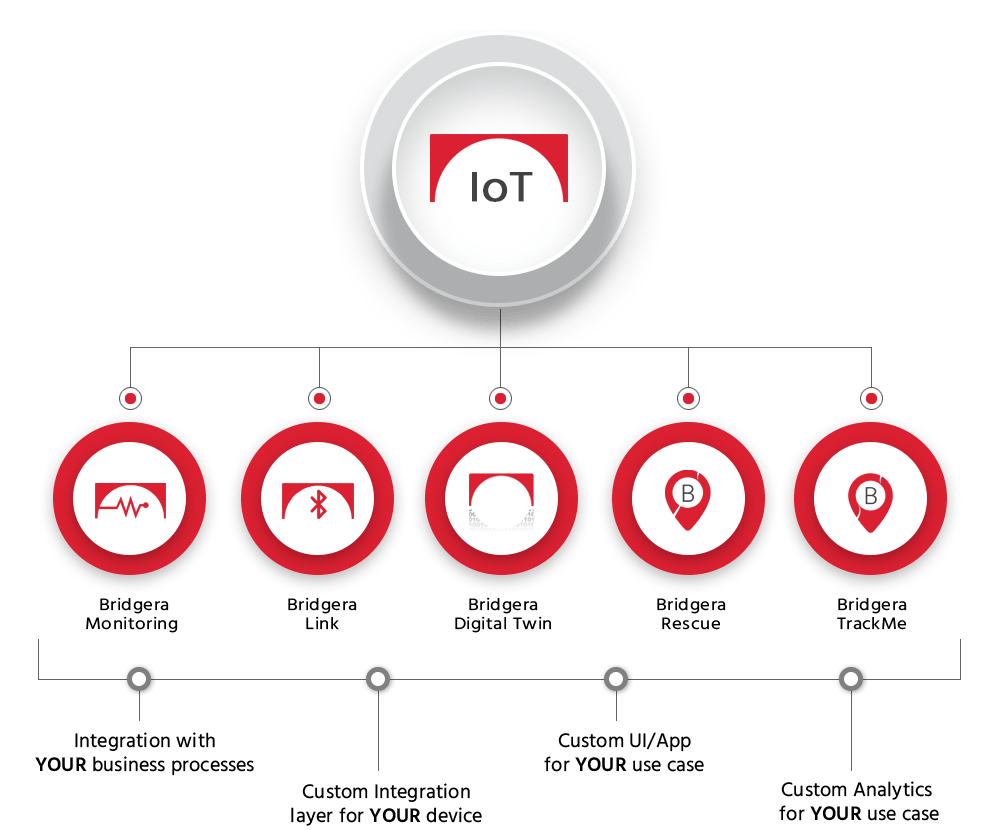 Internet-of-things-service-provider