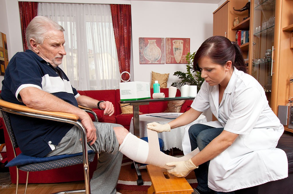 Case Study: Home healthcare solution