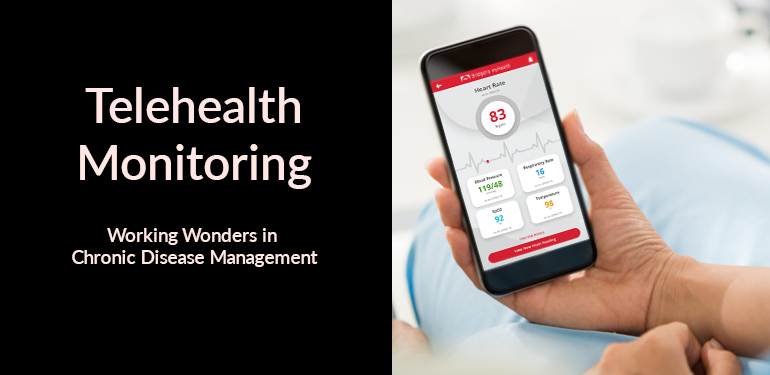 Telehealth Monitoring: Working Wonders in Chronic Disease Management
