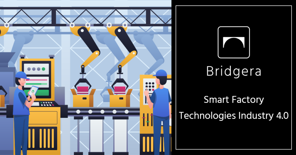 Smart factory technologies used to help human operators on the assembly line