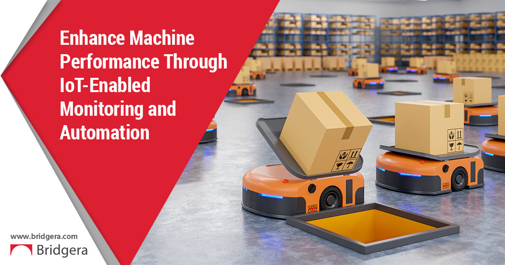 Enhance Machine Performance Through IoT-Enabled Monitoring and Automation